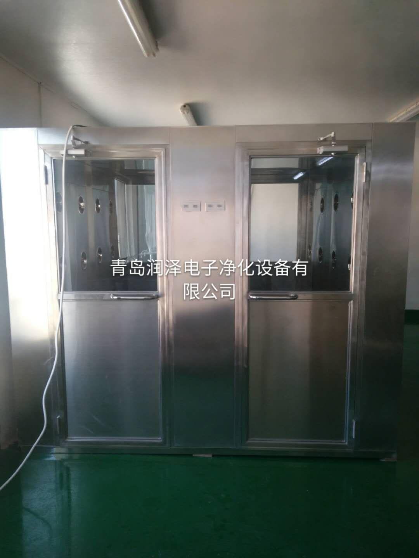 青岛润泽电子净化设备有限公司