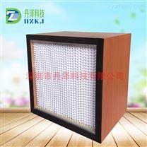 紙隔板高效空氣過濾器圖片