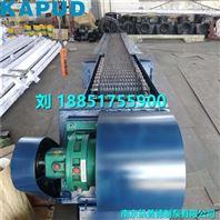 污水处理厂固液分离-碳钢回转式机械格栅机