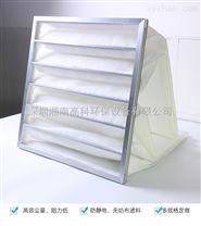 深圳湘南高科中效袋式空气过滤器