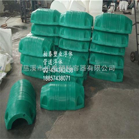 金昌抽沙管浮筒700*800抽污泥塑料抽沙浮筒
