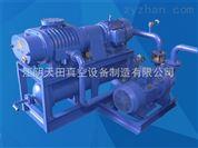羅茨液環真空泵系統