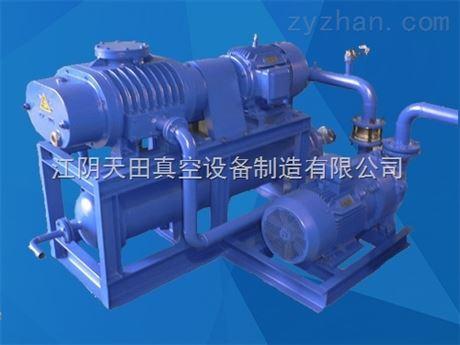 真空泵系统主要特点