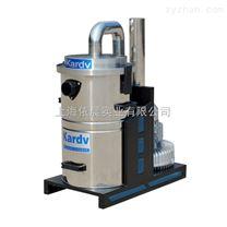 打磨配套大功率固定式工业吸尘器粉尘铝屑用