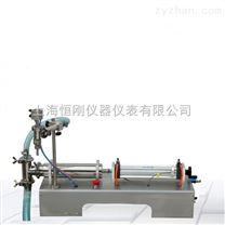 純凈水單頭液體灌裝機