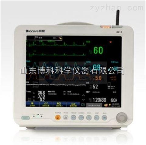 邦健iM12多参数监护仪的使用