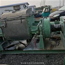 供应二手500升电加热不锈钢捏合机