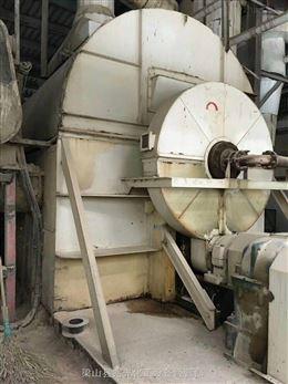 二手300平方旋转管束干燥机 烘干机