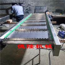304不銹鋼齒型擋板輸送帶