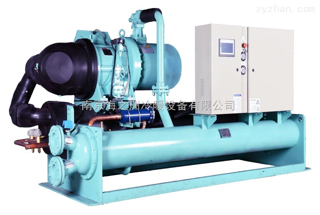 HZS-390WST-5℃低温乙二醇冷冻机