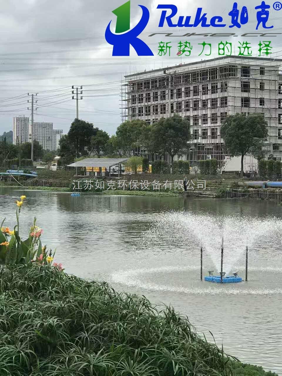 广东太阳能曝气机 专业河道治理设备