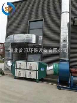 2万风量光氧净化器A家具厂烤漆房专用