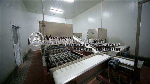 盒装鸭血生产线,鸭血豆腐全套加工机器