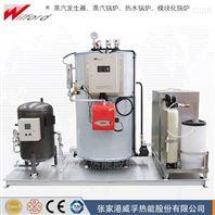 免安装锅炉系统-燃油气蒸汽锅炉(LWS0.2)