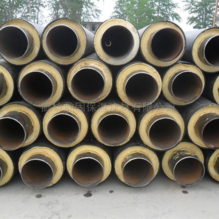 兰溪市聚氨酯塑套钢直埋保温管厂家