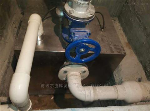 家用生活污水提升器 污水泵内置式设备