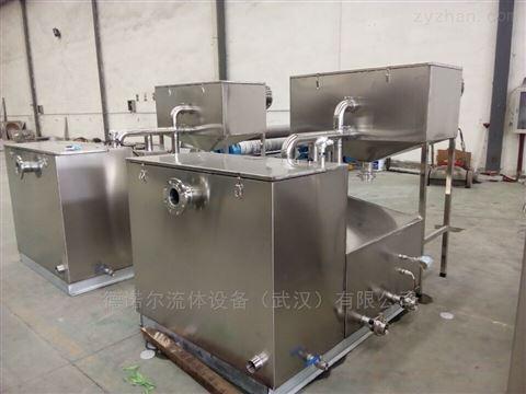 成品隔油池 餐饮油水处理设备