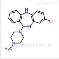 氯氮平/5786-21-0//抗精神失常药/神经系统