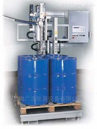 200升灌装机-200L托盘四桶灌装机/IBC灌装设备