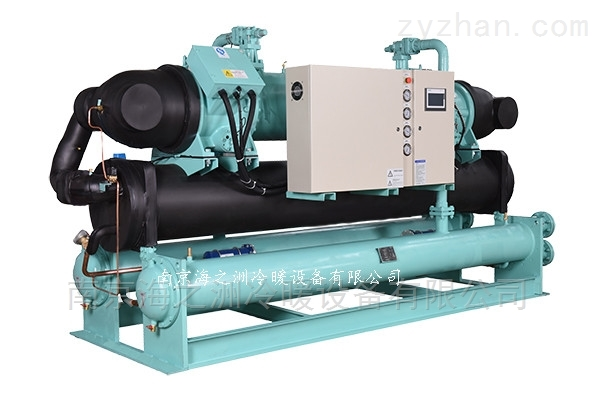 HZS-370WDR水冷螺杆式热回收冷水机组