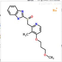 供雷貝拉唑鈉|117976-90-6|消化系統原料藥