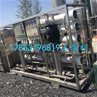 二手5吨单级反渗透水处理 8吨双级纯水设备