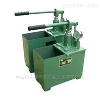 上海飞舟管道测压无泄漏 手动试压泵