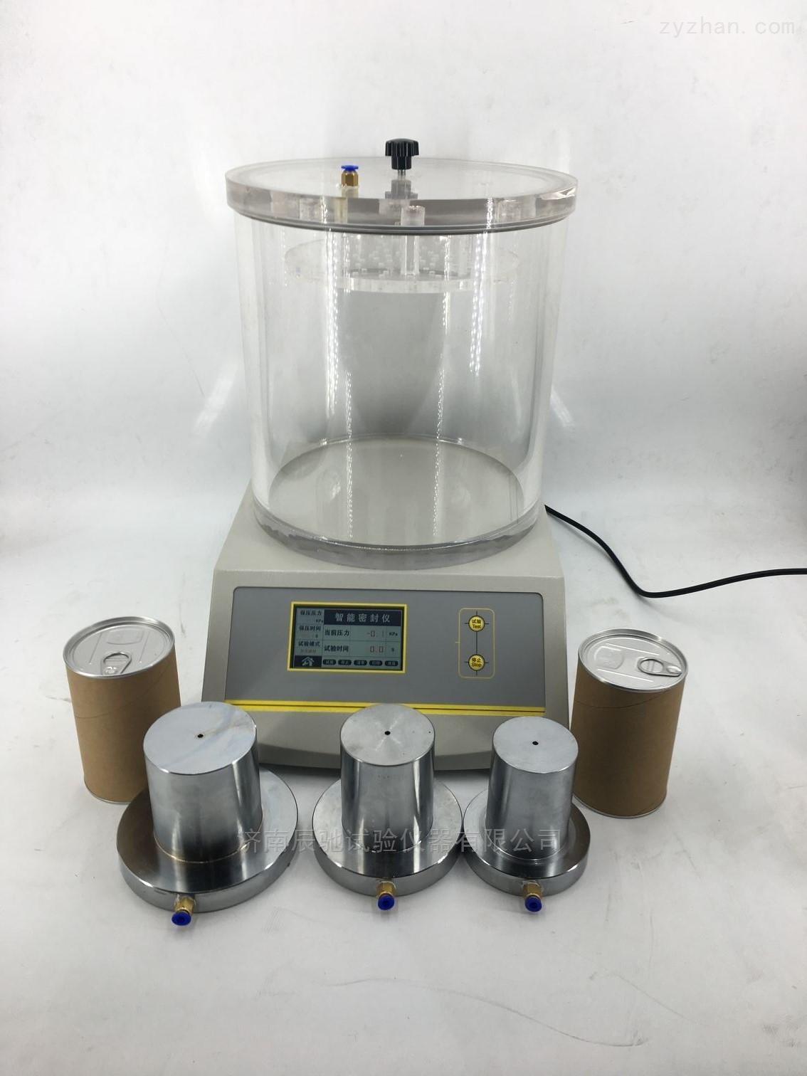 纸罐端盖脱离力测试仪介绍