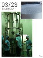出口泰国生产胶原蛋白的沸腾制粒机