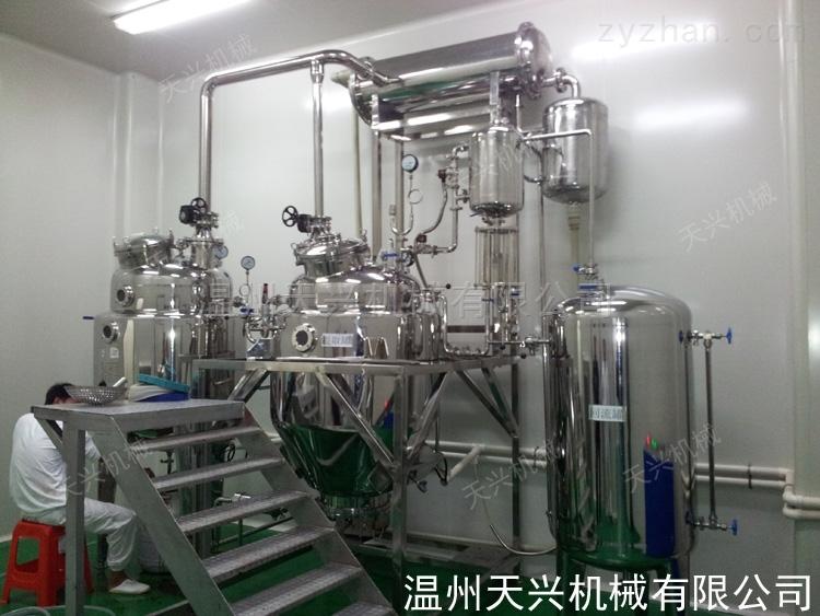 多功能中药提取罐生产厂家