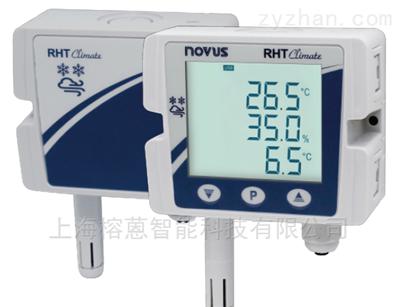 NOVUS洁净室环境温湿度监测