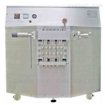 AH22-100生产型高压均质机工作原理