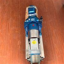 凸轮转子泵