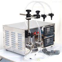 双头液体电动灌装机