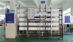 化工配料:0.5T/H一级反渗透+EDI