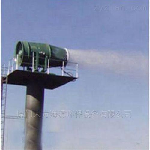 DFHY-wp-30-除尘茶园喷雾机远程除尘雾炮机