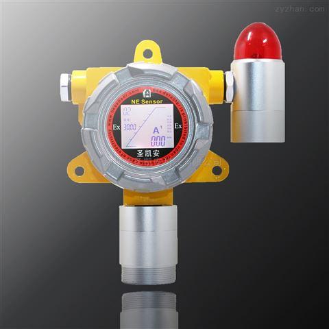 汽油库存厂房固定式可燃气体变送器检测预警