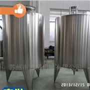 304L不锈钢纯水罐介绍