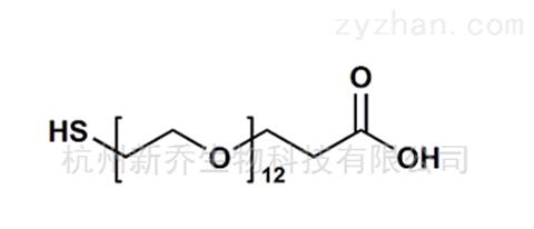 1032347-93-5 HS-PEG12-COOH小分子PEG
