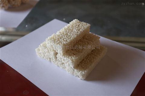 武漢新食尚棒形米通自動成型機