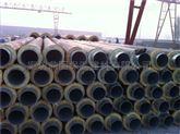 沧州DN100聚氨酯热水供暖保温管施工