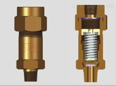 弹簧式安全阀SAF-22C300T2 公称通径DN20