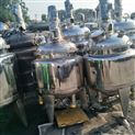 转让闲置食品级不锈钢电加热反应釜基本全新