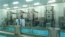 FL系列-沸腾制粒干燥机