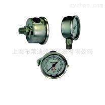 布萊迪YTF-043.AO.513充油耐震壓力表