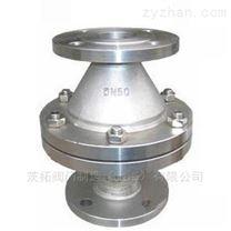 生产厂家 可燃气体管道阻火器GZW-1