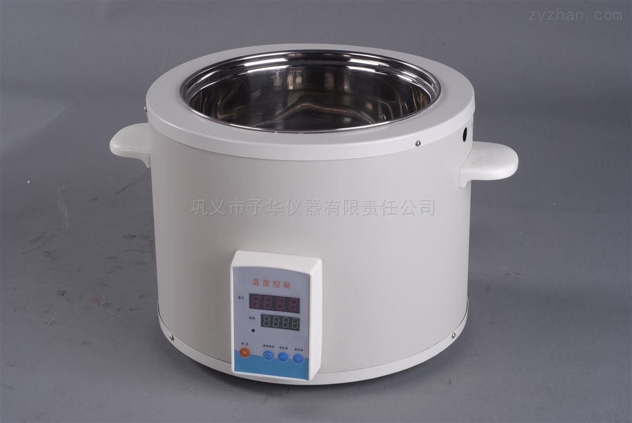 予华仪器HH-S1/ZK1单孔数显控温恒温水浴锅