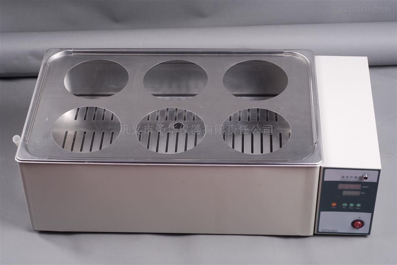予华仪器HH-S6/ZK6六孔数显控温恒温水浴锅