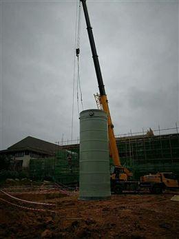 一体化污水提升泵站市政桥梁必需品