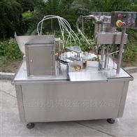 10ML-20ML全自动口服液灌装轧盖机